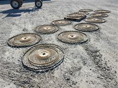 H&S Hi-Capacity Hay Rake Wheels