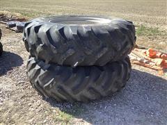 CO-OP Agri-Power 20.8-38 Tires w/ 10 Lug Rims