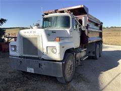 1987 Mack RS688LST T/A Dump Truck