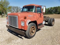 1974 International Loadstar 1600 S/A Cab & Chassis