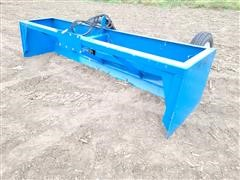 2021 Industrias America F10 10' Wide Box Scraper