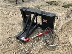 2021 Industrias America Skid Steer Easy Man Post/Tree Puller