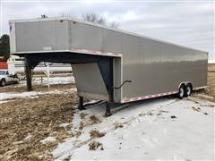 2018 Interstate T/A Enclosed Trailer