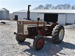International 606 2WD Tractor