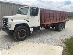 1979 International S Series 1724 Grain Truck