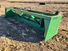 2020 Industrias America F10 Box Scraper
