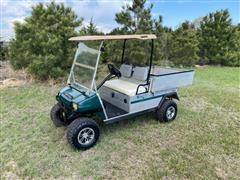 Club Car CarryAll Turf 2 All-Terrain Golf Cart