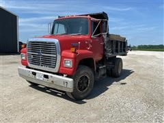 1989 Ford L8000 S/A 2WD Dump Truck