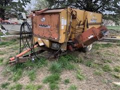 Knight RA2300 Feed Wagon