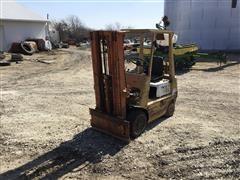 Toyota 40-3FGC20 Forklift (Inoperable)