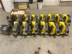 Precision Planting eSet Meters W/John Deere Row Clutches