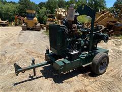 2014 Pioneer PP66S12L7-4045 Portable Water Pump