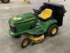 John Deere LT150 Lawn Mower
