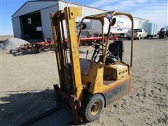 Hyster Challenger 25 Forklift For Parts