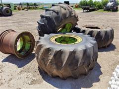 Steiger 30.5L-32 Tires & Rims