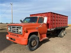 1973 GMC 6000 S/A Grain Truck
