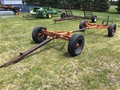 Minnesota Big 7 Model 7072 Running Gear
