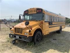 2007 Blue Bird Vision 59 Passenger School Bus