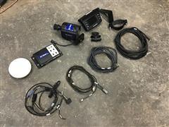 Ag Leader /Trimble EZ Steering System & EZ Guide 250 Monitor