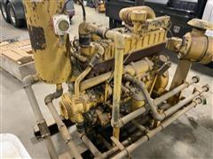 Caterpillar 3306 Irrigation Engine Power Unit