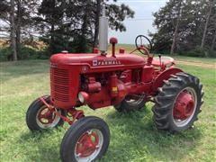1947 Farmall A 2WD Tractor