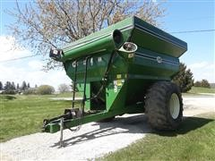 1997 J&M 620-14 Grain Cart