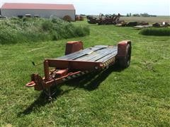 1999 DitchWitch S7B Flatbed Trailer