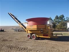 2007 DuraTech Haybuster H1100 Tub Grinder