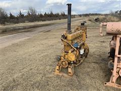 Minneapolis Moline HD800A Power Unit