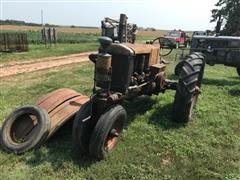 1935 Minneapolis-Moline JT 2WD Tractor