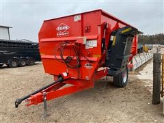 2010 KUHN Knight 3142 Roughage Maxx Feeder Wagon