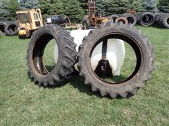 Firestone Deep Tread 15.5-38 Full Cut Pulling Tires