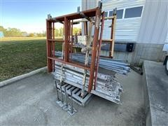 SESCO Scaffolding & Storage Rack