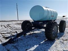Duo Lift DS-1600 All Wheel Steer Fertilizer Nurse Tank