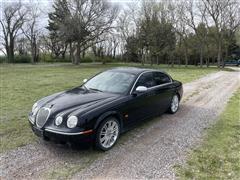 2008 Jaguar S Type 4 Door Sedan