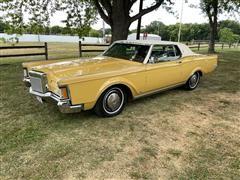 1971 Lincoln Continental Mark III 2-Door Car