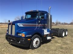 1994 Kenworth T600B T/A Cab & Chassis