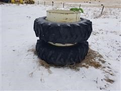 DMI Supr-Lok Dual Tractor Tires