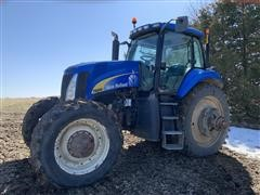 2010 New Holland T8050 MFWD Tractor