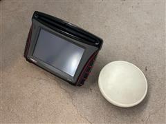 Case IH Trimble FM-750 Monitor & GPS Receiver