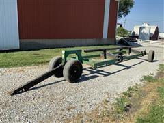 Harvest Hand 20' Header Cart