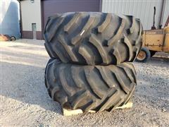 Goodyear Dyna Torque II 30.5L-32 Tires/Rims