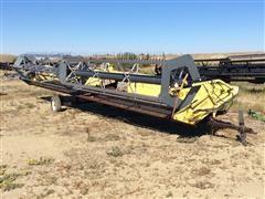 Honey Bee SP36 Grain Belt Draper Header W/Transport