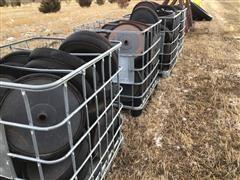John Deere (4) Pallets Of Air Seeder Packer Wheels