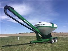 2011 Norwood SS290 T/A Bulk Seed Tender