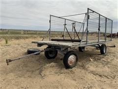 Shop Built 4-Wheel Trailer