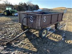 Harvest Dump Wagon