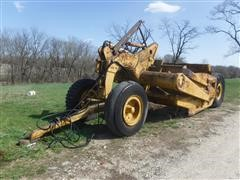 Caterpillar 70 10 Yard Pull Type Scraper