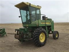 John Deere 5400 Self-Propelled Forage Harvester