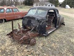 1947 Chrysler D24 2 Door Car